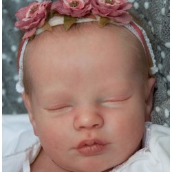 Realborn® Sleeping Priscilla. KIT PARA REBORN PRISCILLA