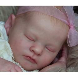 """REALBORN® ELIZABETH Asleep TWIN. 20"""""""