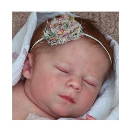 Realborn® KIMBERLY dormida. Kit Reborn Kimberly Sleeping