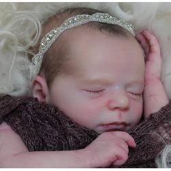 REALBORN® MADISON DORMIDO. Kit para Reborn Madison Dormido
