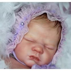 Realborn® Lavender Sleeping. Kit Reborn Lavender Dormido.