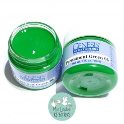 Génesis PERMANENT GREEN 06 / 5ml