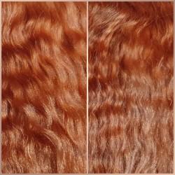 Ver más grande LUNA color 1b. MOHAIR NEWBORN (BEBE). Aproximadamente 20 gr