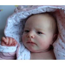 Realborn RUBY AWAKE. Kit Reborn Ruby despierta.