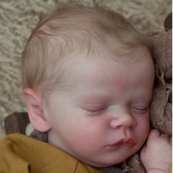 Realborn CHRISTOPHER Sleeping . Kit Christopher Dormido